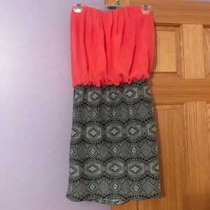 Charoletter Russe bodycon dress